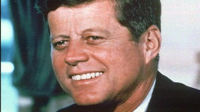 Exhibit of JFK Photos Opening at Smithsonian