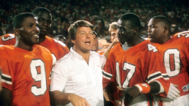 Jimmy Johnson To Be Inducted Into College Football Hall Of Fame
