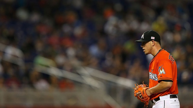 Miami Marlins Create Jose Fernandez-Themed Section in Left Field