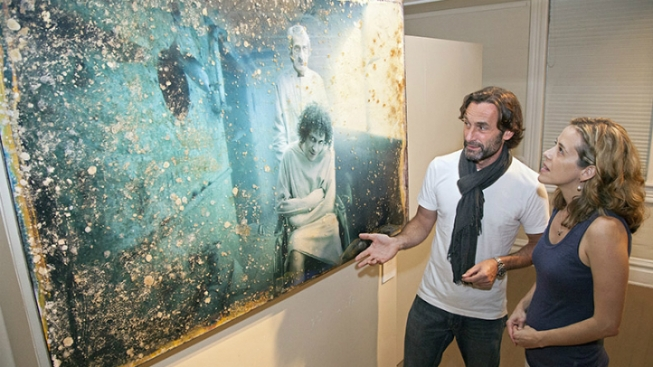 Art Exhibit, Once Under Water, On Display in Key West