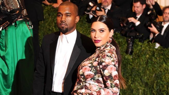 Kardashian Family Tweets Love for KimYe Baby