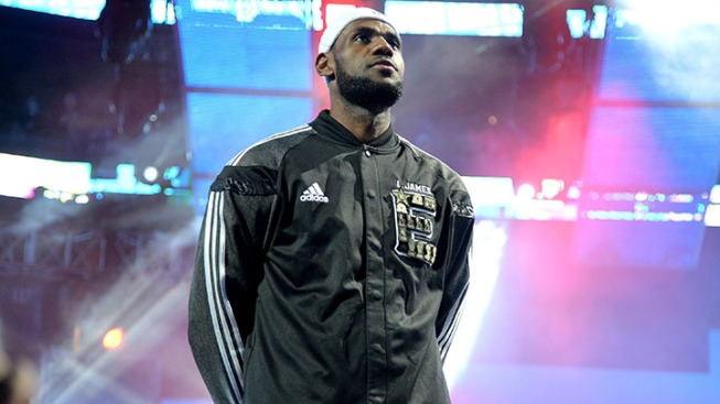 LeBron James NBA All-Star Interview Airing Monday Night