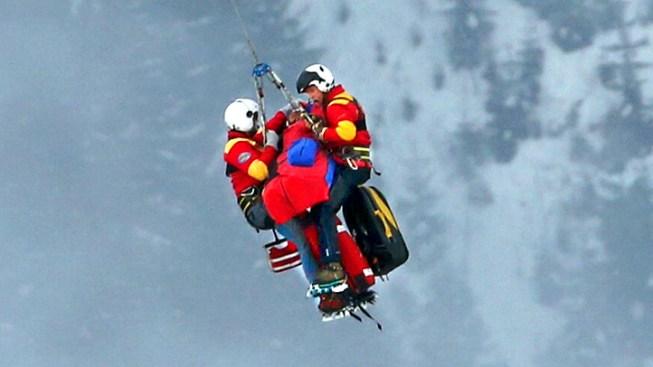 Skier Lindsey Vonn Released From Hospital After Crash at World Championships