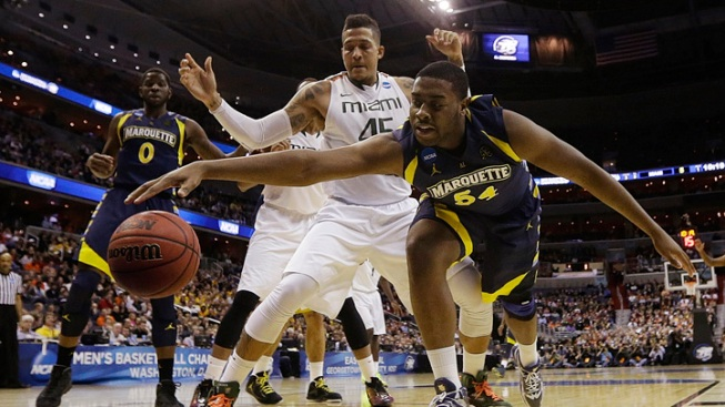 UM's Season Ends With 71-61 Loss to Marquette in Sweet 16 Clash