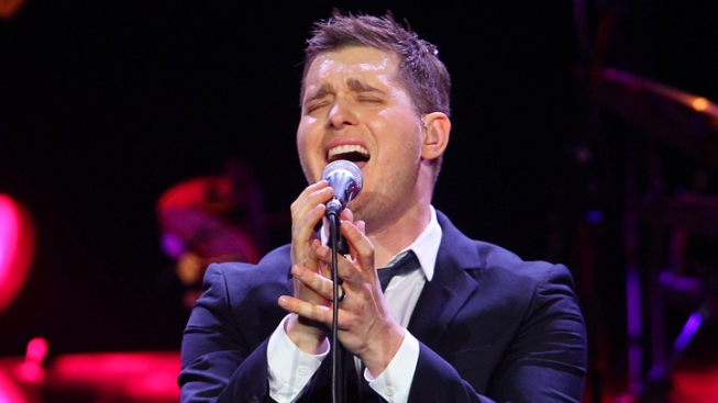 "Michael Buble Joins ""The Voice"""
