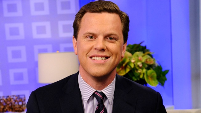 """Willie Geist Joins """"Today"""" as Co-Host"""