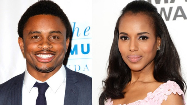 Kerry Washington Marries Former Eagles Player Nnamdi Asomugha
