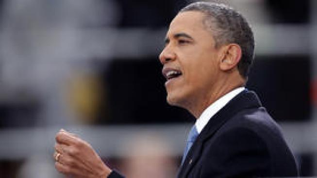 Obama Sets Bipartisan Tone at Dallas Fundraiser