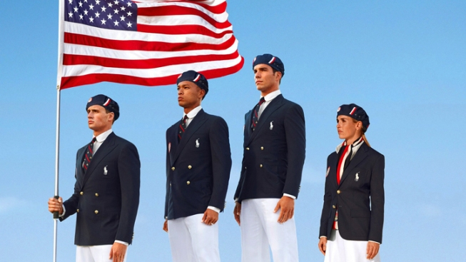 Ralph Lauren Unveils Opening Ceremony Uniforms