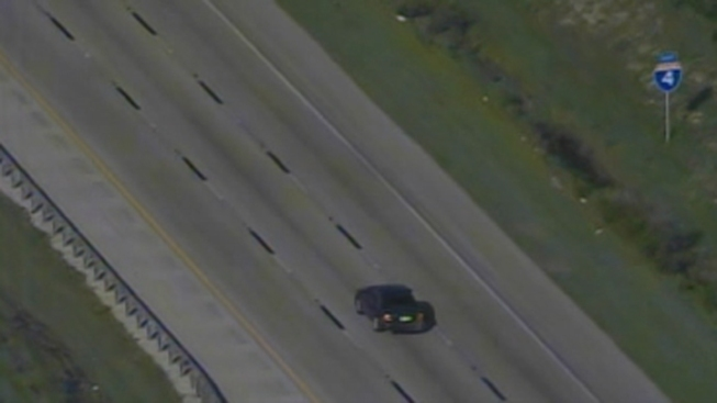 Authorities Chasing Stolen Car in Osceola County: Sheriff's Office
