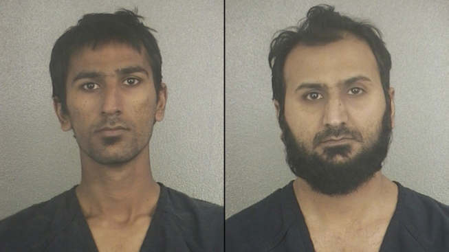 Photos Released of 2 South Floridians Arrested on Terrorism Conspiracy Charges