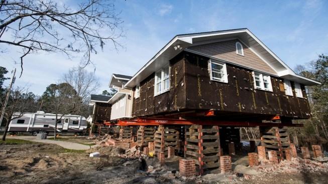 Storm-Lashed South Carolina Reassesses Global Warming
