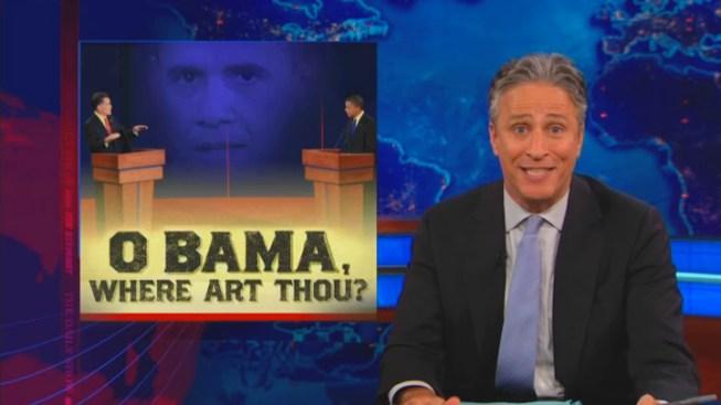 Stewart: America Agrees on Obama's Bad Debate Performance