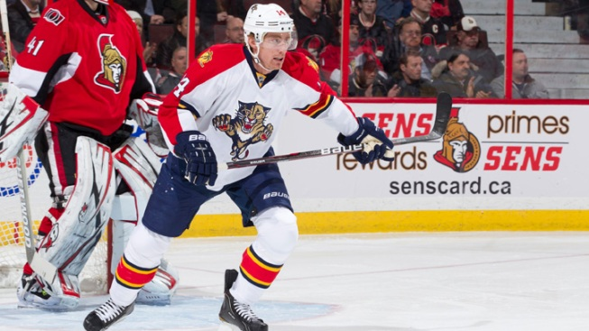 Florida Panthers Struck Down by Lightning, 5-2