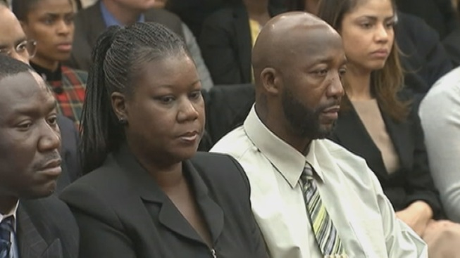 Trayvon Martin's Parents Settle With Florida Homeowners Association