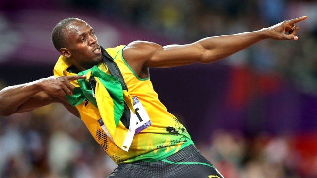 Usain Bolt Completes Golden Double-Double With 200m Win