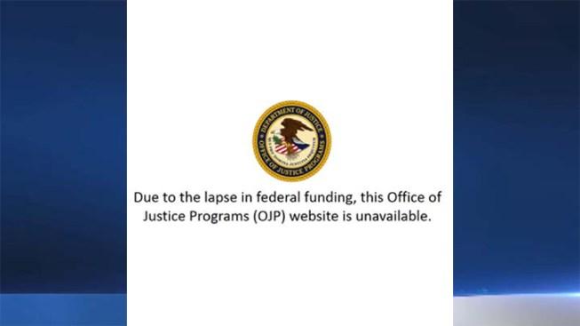 Amber Alert Website Offline Due to Government Shutdown
