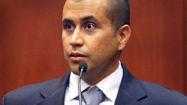George Zimmerman's Website Disabled