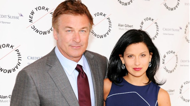 Alec Baldwin Engaged to Yoga Instructor Hilaria Thomas
