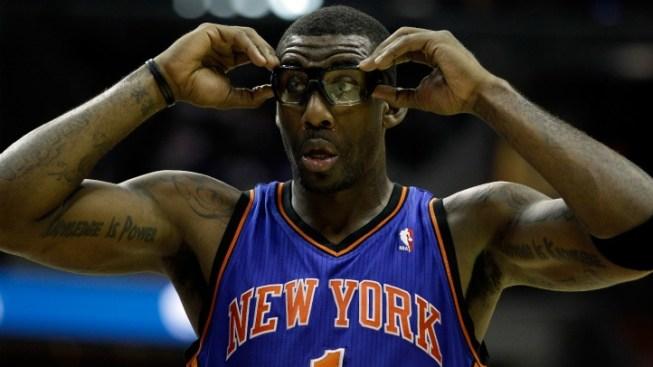 Knicks' Amar'e Stoudemire Enrolls at UM