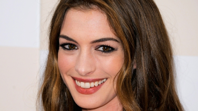 "Anne Hathaway on Aging: ""Very Liberating"""