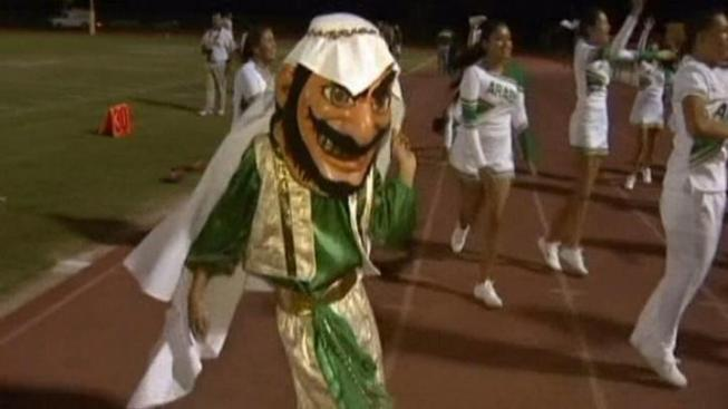 "No Resolution Yet for High School's ""Arab"" Mascot"
