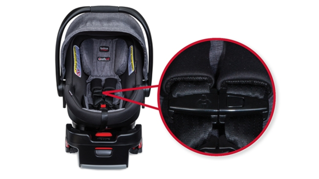 Massive recall launched for Britax B-Safe infant child safety seats