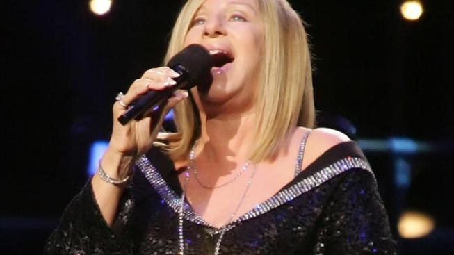 """""""Bossy"""" Streisand Feted at Lincoln Center"""