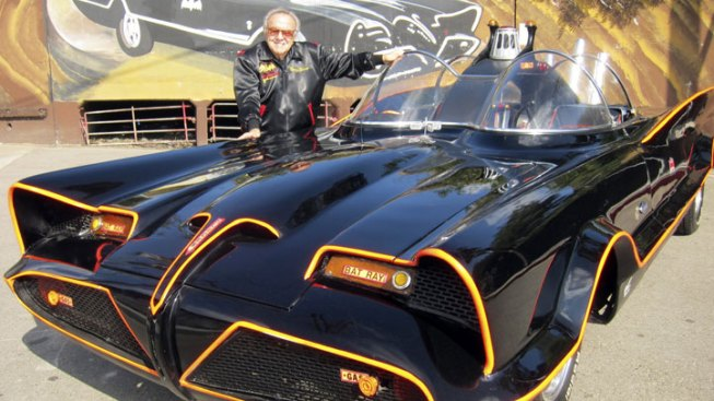Holy Mega-Bucks Batman! First Batmobile Sold for $4.6M