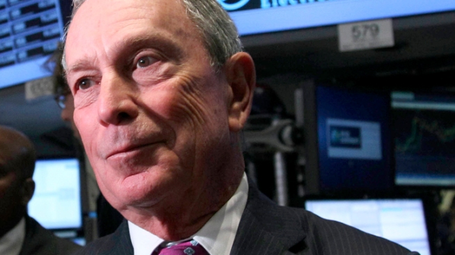 Bloomberg Endorses Obama, Citing Climate Change