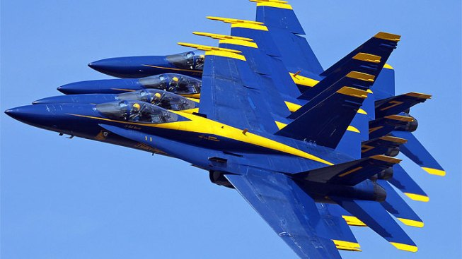Blue Angels Air Shows Canceled