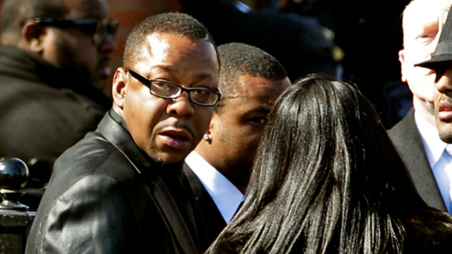 Bobby Brown Charged With DUI in Los Angeles