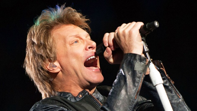 Bon Jovi Has Year's Top-Grossing Global Tour