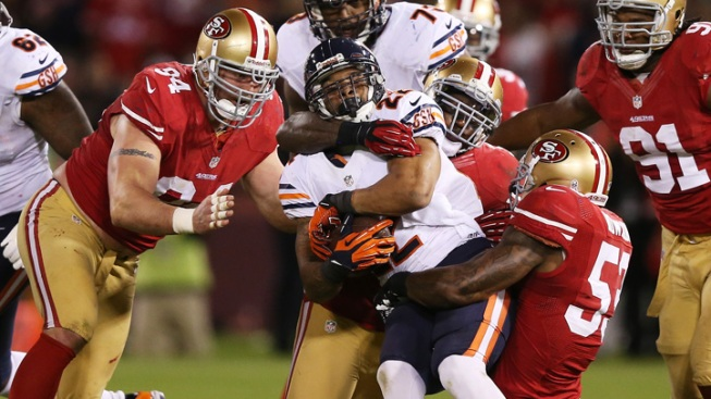49ers Linebackers May Be NFL's Best