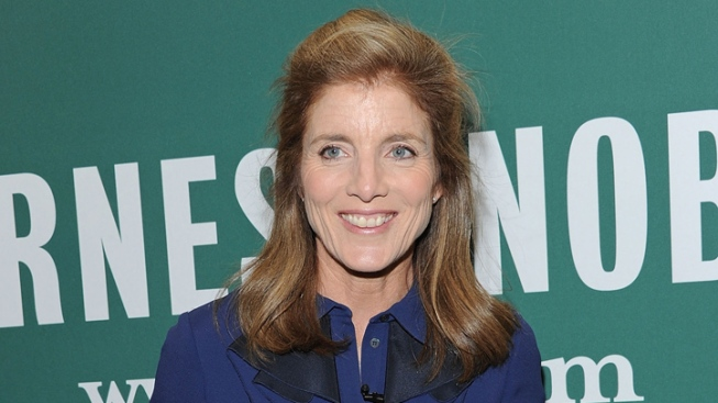 Caroline Kennedy Returns to Poetry With New Book