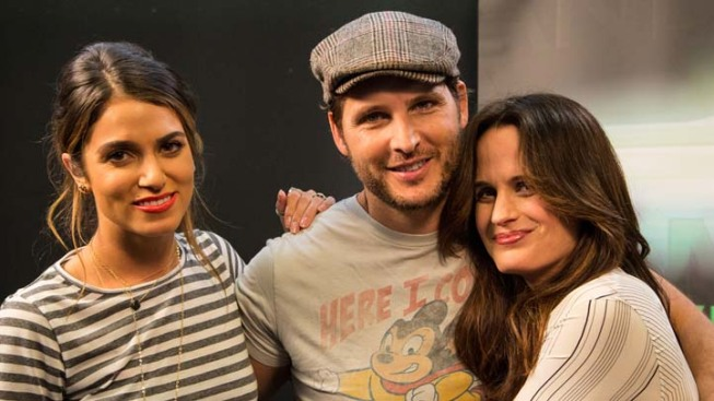 Peter Facinelli, Nikki Reed and Elizabeth Reaser Bask In the Final 'Twilight' Glow