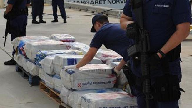 Coast Guard Offloads $35 Million in Cocaine in Miami Beach