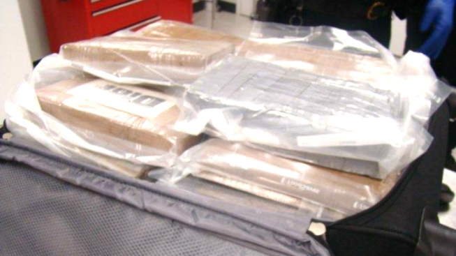 More Than 230 Pounds of Cocaine Seized at Miami International Airport