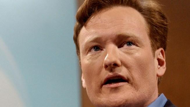 Conan O'Brien to Headline White House Correspondents' Dinner