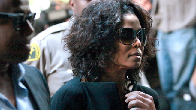 Janet Jackson Returns From Australia for Conrad Murray Trial