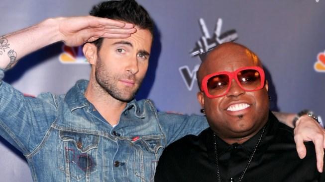 """""""The Voice"""" Recap: Adam Levine and Cee Lo Green Cut Teams in Half"""