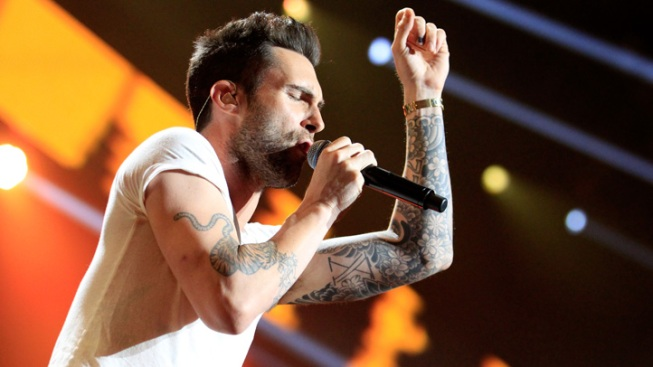 "Adam Levine On ""The Voice,"" Ladies and Lin"