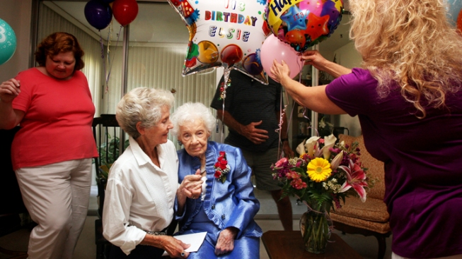 Oldest Person in United States Dies at 113 Years Old in Clearwater