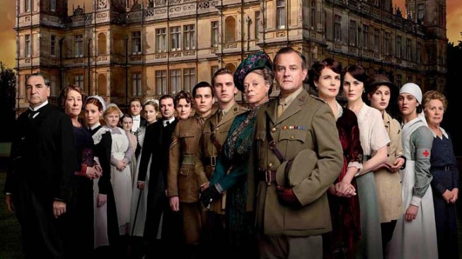 """""""Downton Abbey"""" Casts Gary Carr as Show's First Recurring Black Character"""