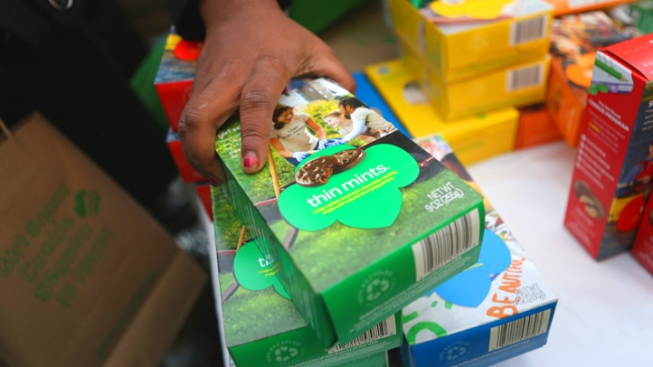 Thieves Stole Cell Phone From Girl Scout Selling Cookies Outside Store: Fort Lauderdale Police