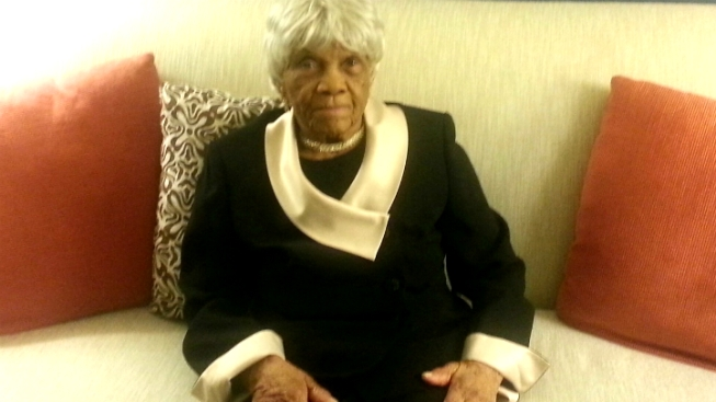 102-Year-Old Voter Returning Home to Miami after State of the Union