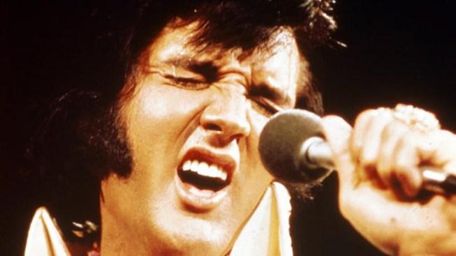 Elvis' Grave Concerns