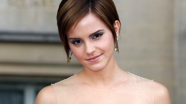 "Emma Watson Slams ""50 Shades of Grey"" Casting Rumors"