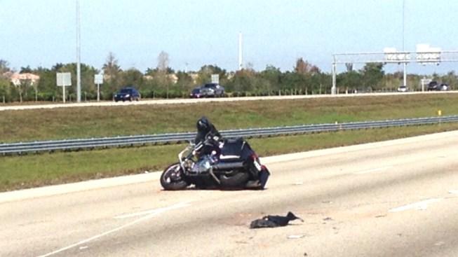 Motorcyclist Killed in Interstate 75 Crash near Pembroke Pines