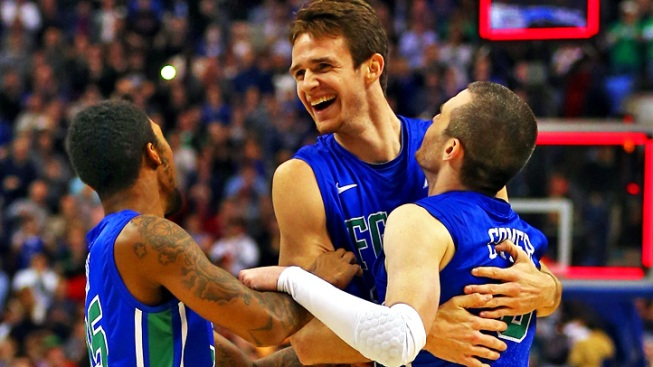 Florida Gulf Coast University Faces Florida in Sweet 16
